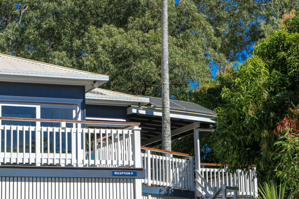 Byron Bay Dental Solar Panels